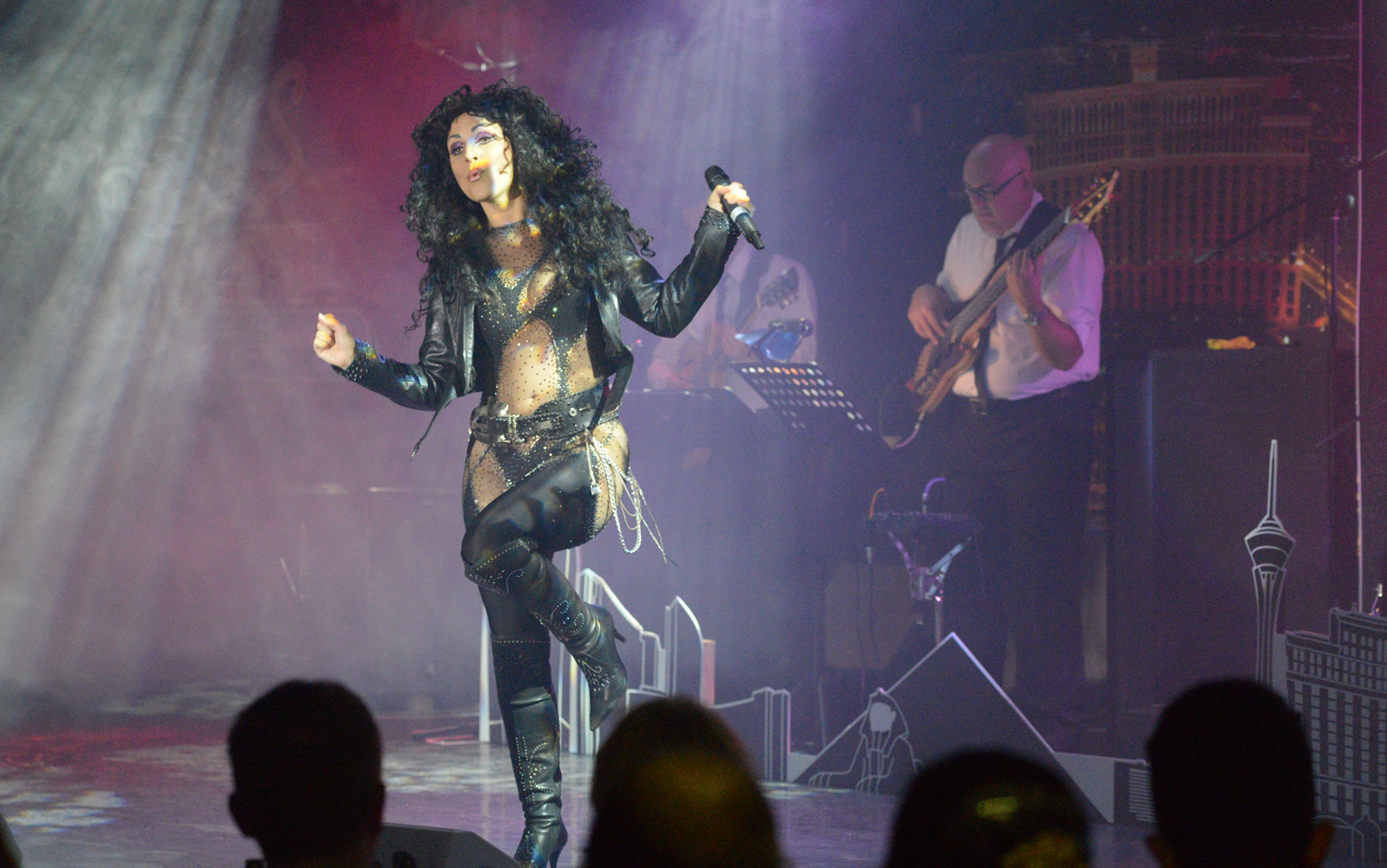 Cher tribute act