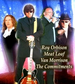Roy Orbison Van Morrison Meatloaf Commitments Mick Hucknall Simply Red tribute act